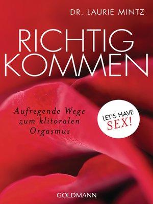 cover image of Richtig kommen