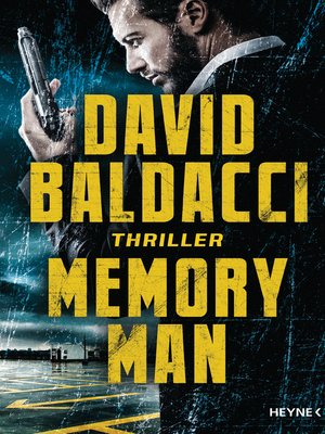cover image of Memory Man