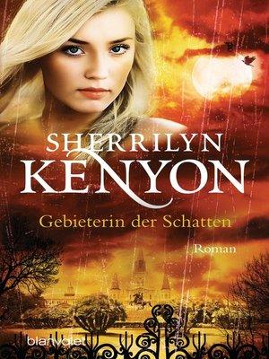 cover image of Gebieterin der Schatten