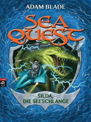 cover image of Sea Quest--Silda, die Seeschlange