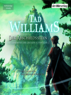 cover image of Der Abschiedsstein