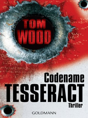 cover image of Codename Tesseract