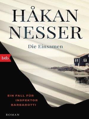 cover image of Die Einsamen