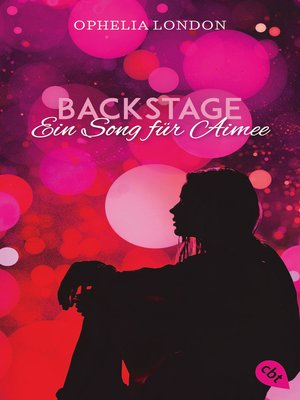 cover image of Backstage--Ein Song für Aimee