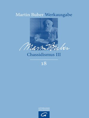 cover image of Chassidismus III