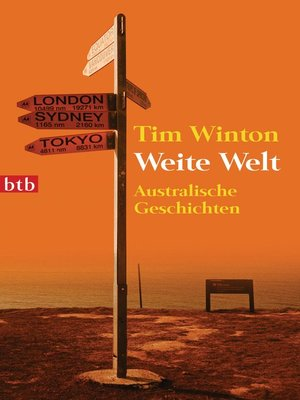 cover image of Weite Welt