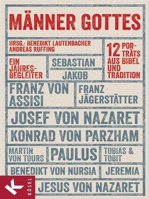 cover image of Männer Gottes