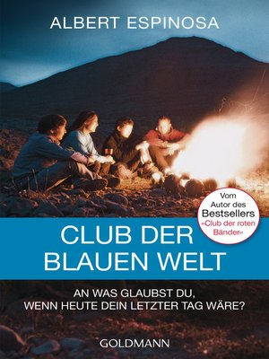 cover image of Club der blauen Welt