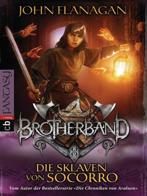 cover image of Brotherband--Die Sklaven von Socorro