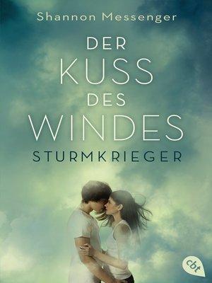 cover image of Der Kuss des Windes--Sturmkrieger