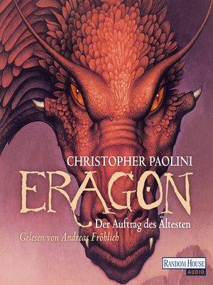 cover image of Eragon--Der Auftrag des Ältesten