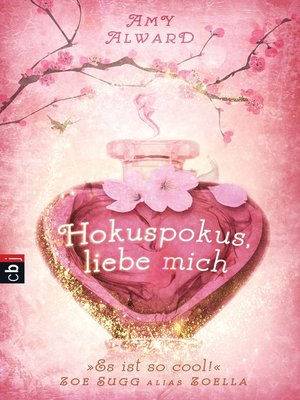 cover image of Hokuspokus, liebe mich