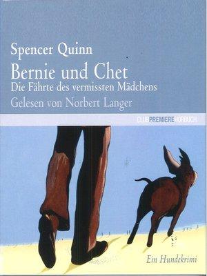 Spencer Quinn Overdrive Rakuten Overdrive Ebooks Audiobooks