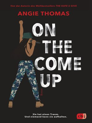 cover image of On the Come Up