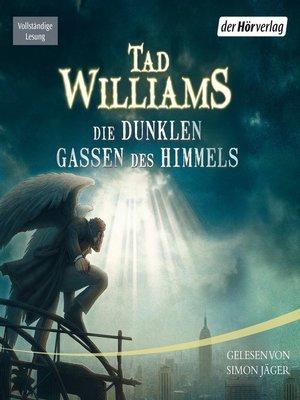 cover image of Die dunklen Gassen des Himmels