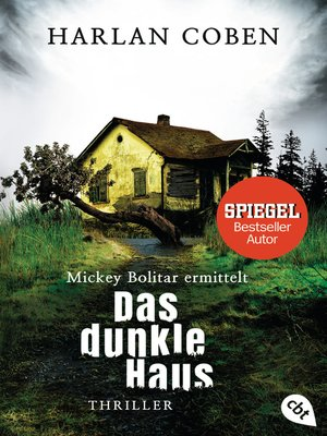 cover image of Mickey Bolitar ermittelt--Das dunkle Haus