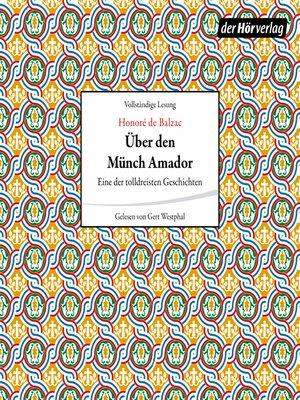 cover image of Über den Münch Amador