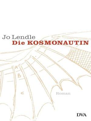 cover image of Die Kosmonautin