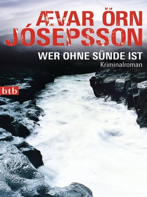 cover image of Wer ohne Sünde ist