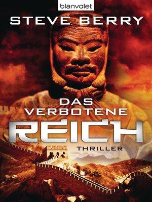 cover image of Das verbotene Reich
