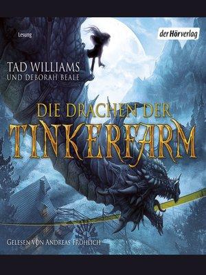 cover image of Die Drachen der Tinkerfarm