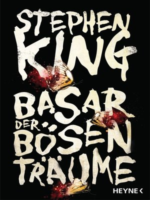 cover image of Basar der bösen Träume