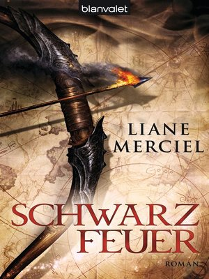 cover image of Schwarzfeuer