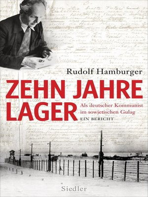 cover image of Zehn Jahre Lager