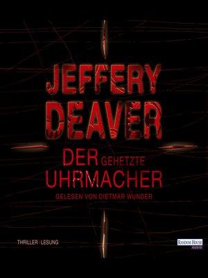 cover image of Der gehetzte Uhrmacher