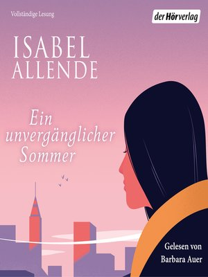 cover image of Ein unvergänglicher Sommer