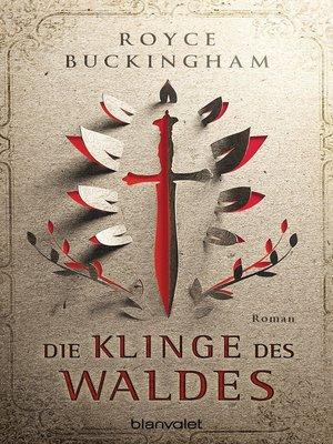 cover image of Die Klinge des Waldes