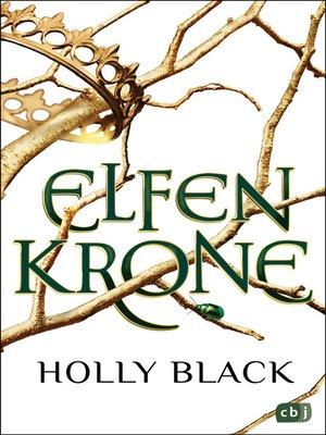 cover image of ELFENKRONE