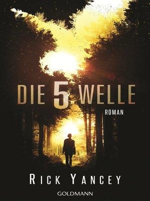 cover image of Die fünfte Welle