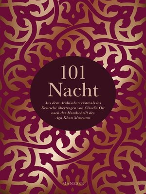 cover image of 101 Nacht