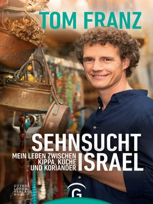 cover image of Sehnsucht Israel