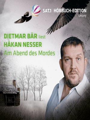 cover image of Am Abend des Mordes