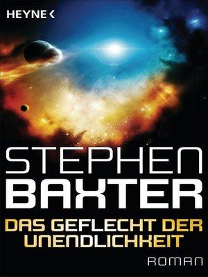 cover image of Das Geflecht der Unendlichkeit