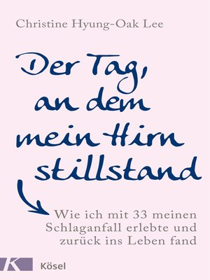 cover image of Der Tag, an dem mein Hirn stillstand