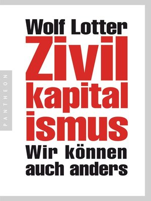 cover image of Zivilkapitalismus