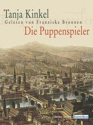 cover image of Die Puppenspieler