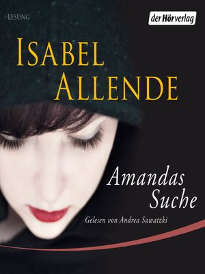 cover image of Amandas Suche