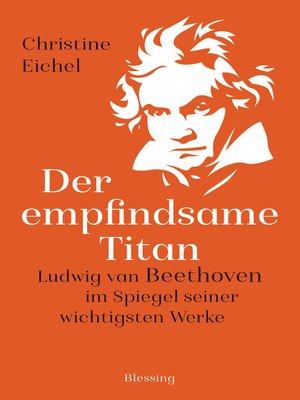 cover image of Der empfindsame Titan