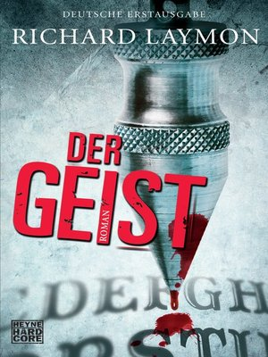 cover image of Der Geist
