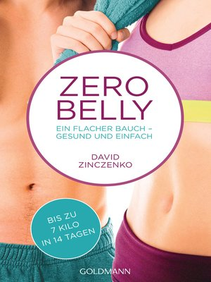 cover image of Zero Belly