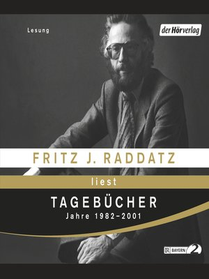 cover image of Tagebücher. Jahre 1982-2001