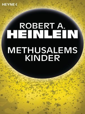 cover image of Methusalems Kinder