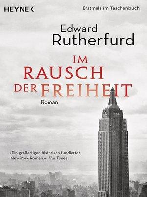 cover image of Im Rausch der Freiheit