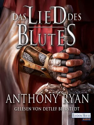 cover image of Das Lied des Blutes