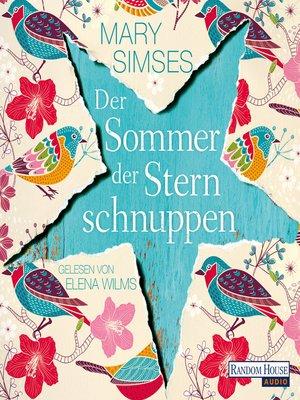 cover image of Der Sommer der Sternschnuppen