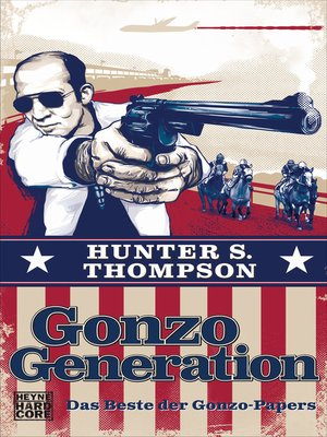 cover image of Gonzo Generation